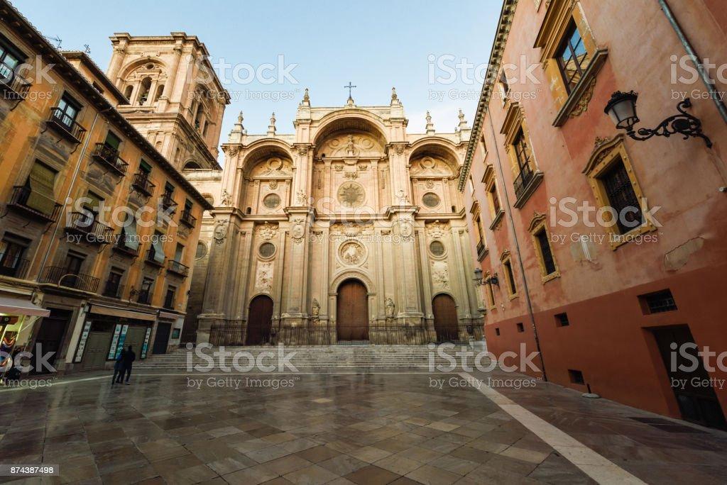 Spanish Cities stock photo