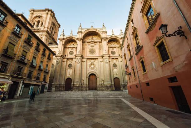 スペインの都市 - スペイン グラナダ ストックフォトと画像