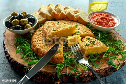 Rucola Bread