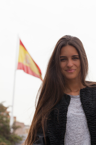 Spanish girl in 41 Examples