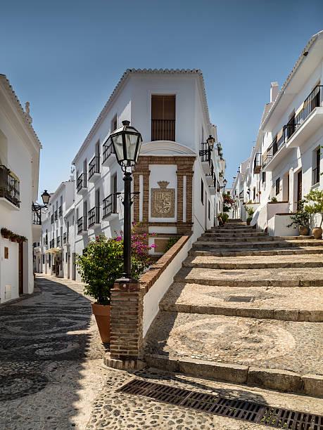 Cтоковое фото Испанская Хилл village