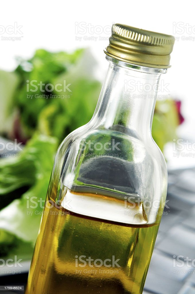 spanish olive oil stock photo