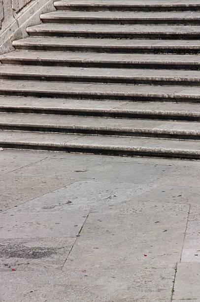 Spanische Treppe-partview – Foto