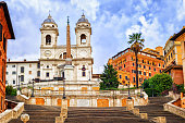 istock Spanish Steps, Rome, Italy 494027978