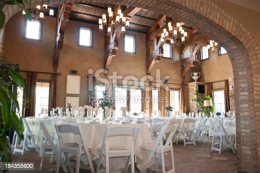 old style wedding venue