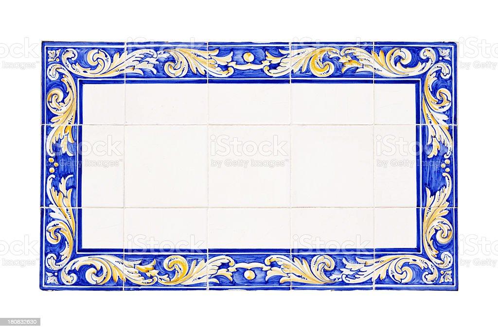 Painel de mosaico - fotografia de stock