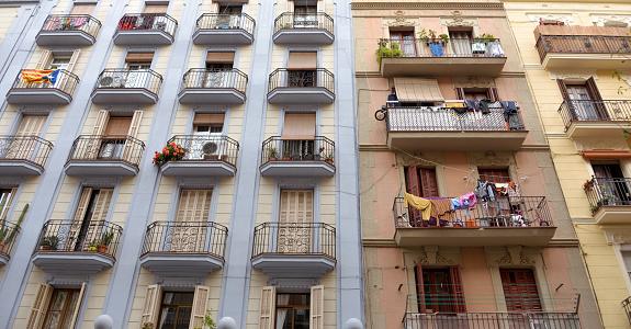 spanish walls