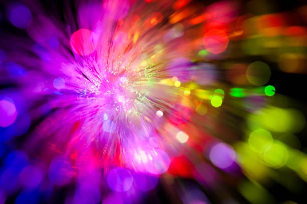 glitzern unscharf gestellt lichter. abstrakter hintergrund - weihnachtsideen stock-fotos und bilder