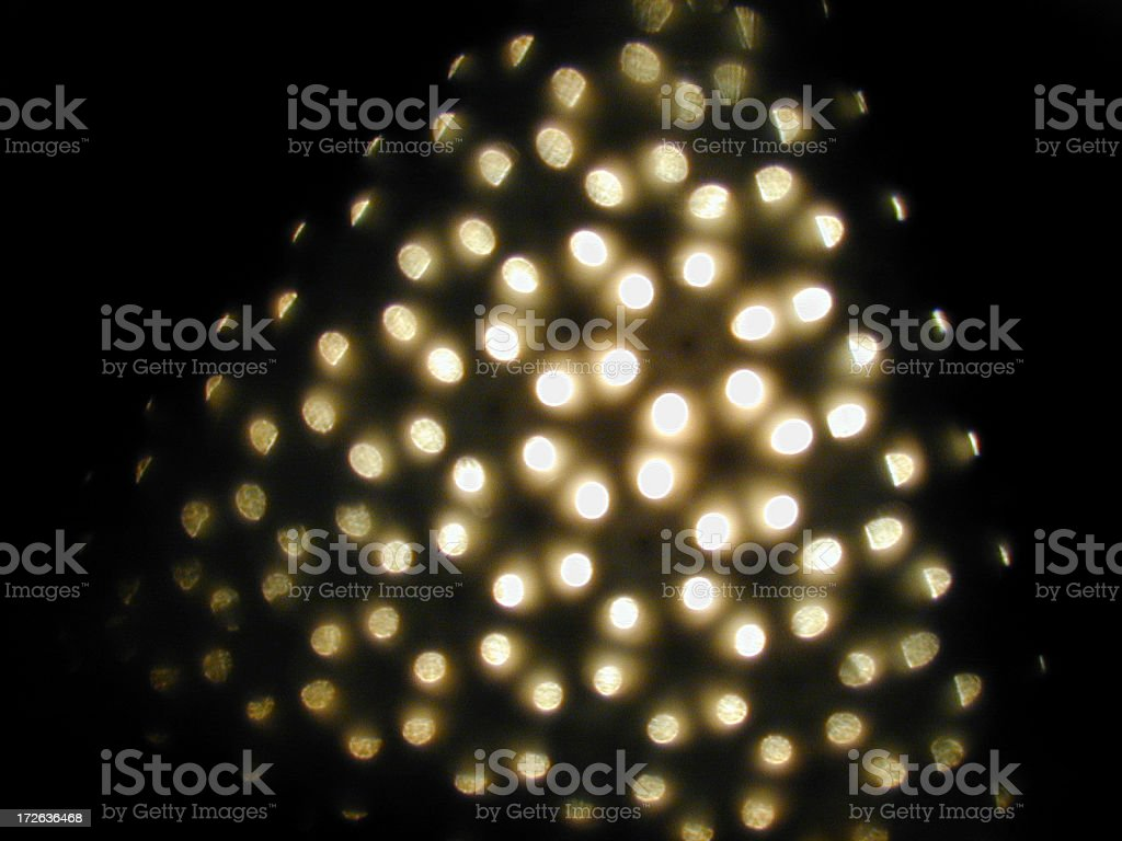 Sparkle of Lights royalty-free stock photo