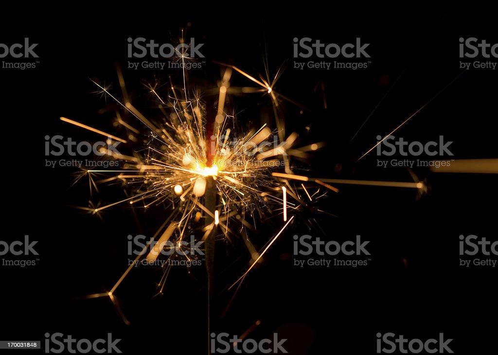 Sparkle royalty-free stock photo