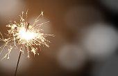 sparkler の大晦日