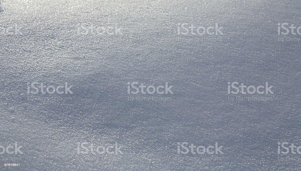 Sparkley Snow Texture royalty-free stock photo