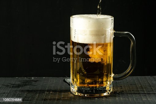 1144550840istockphoto Sparkling and alcoholic beer 1050254684