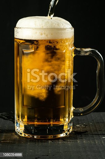 1144550840istockphoto Sparkling and alcoholic beer 1050254888
