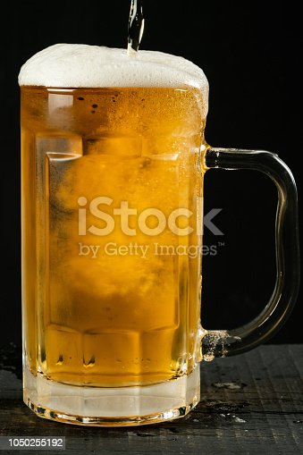 1144550840istockphoto Sparkling and alcoholic beer 1050255192