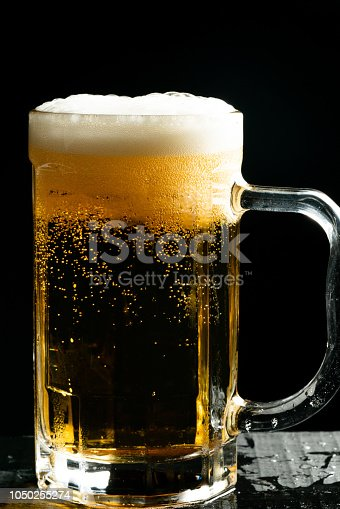 1144550840istockphoto Sparkling and alcoholic beer 1050255274