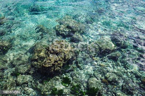 This photo was shot in Saipan.