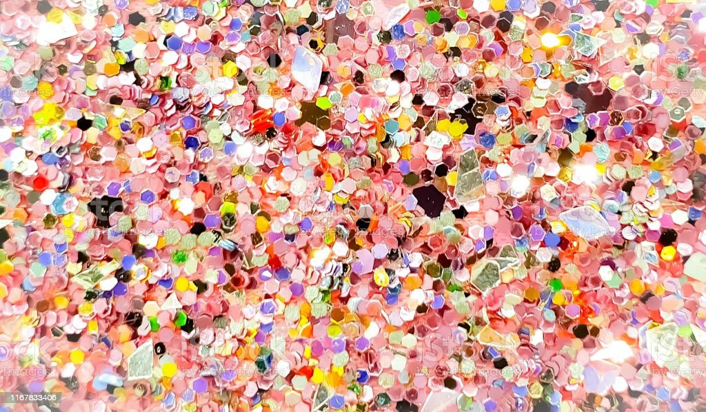Sparkling Colorful Sparkles Glitter Glam Background Wallpaper Stock Photo Download Image Now Istock