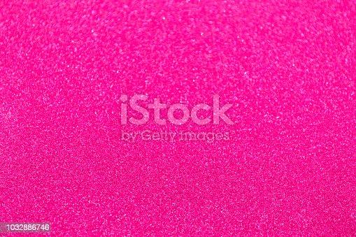 1040055260istockphoto Sparkling festive pink holiday background. Celebration concept 1032886746