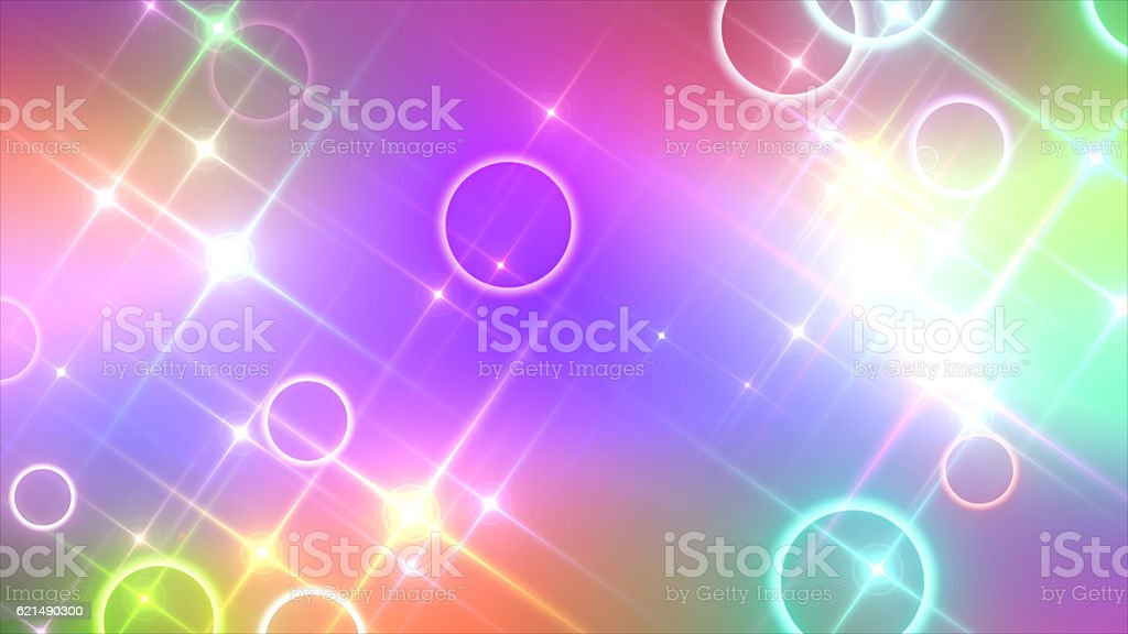 sparkling graphic particles foto stock royalty-free