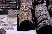 Sparkling tiaras jewelry for wedding bridesmaid