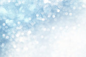 sparkling wintry background