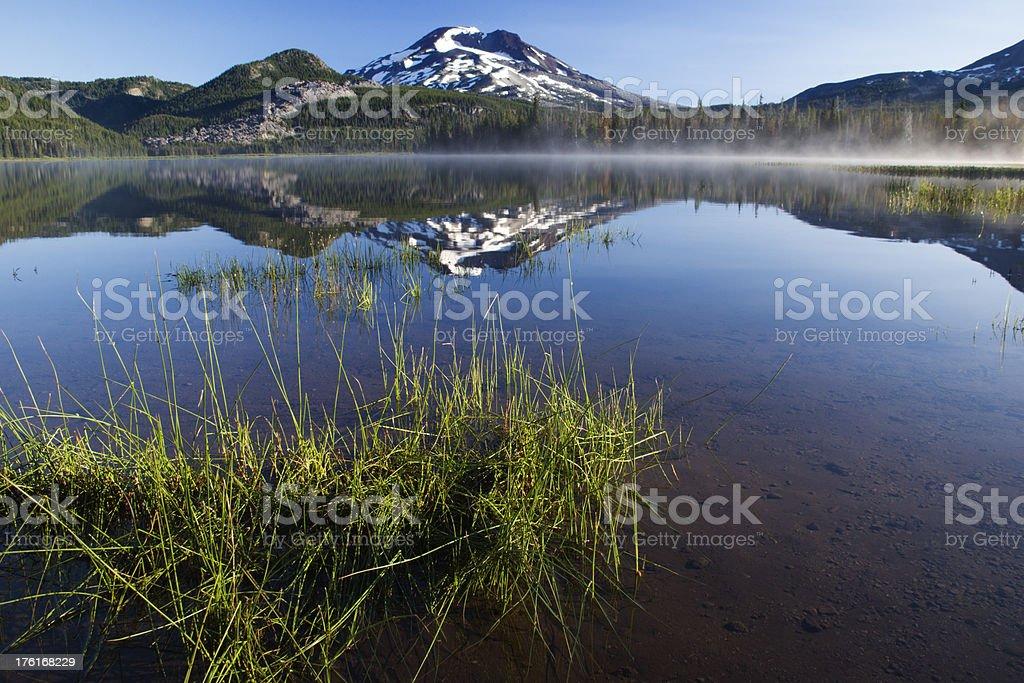 Sparks Lake royalty-free stock photo
