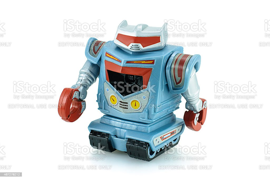 Sparks Robot Toy Character From Toy Story Animation Film Stock