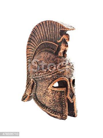 istock Spartan helmet 476335710