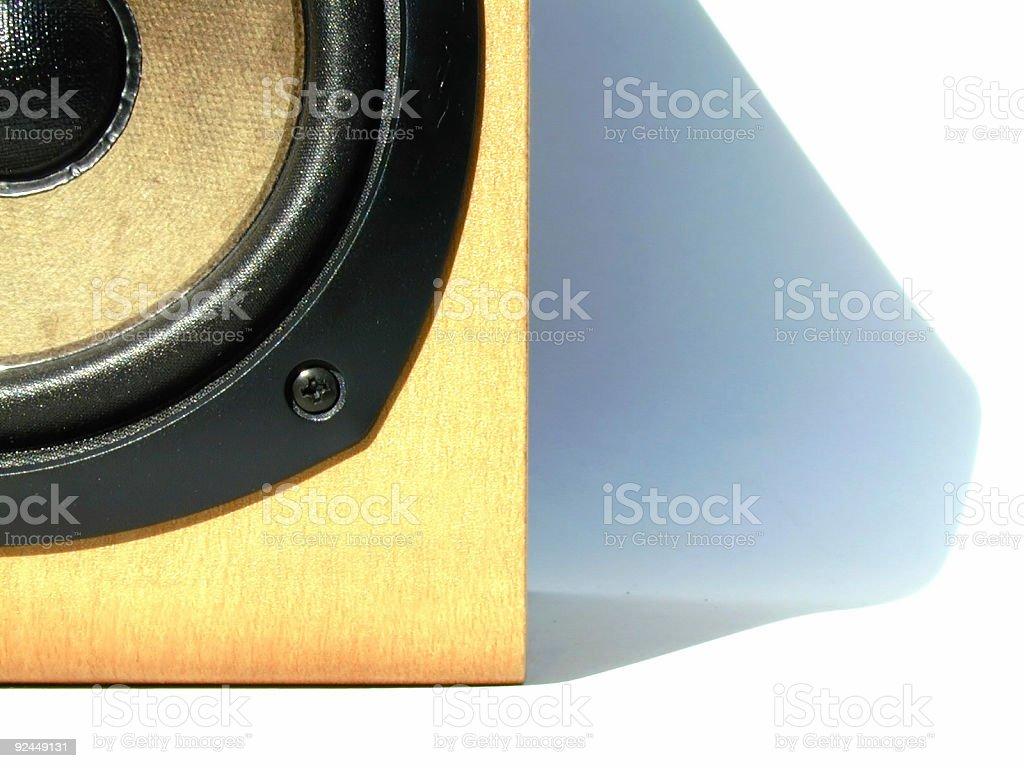 Speaker 2 royalty-free stock photo