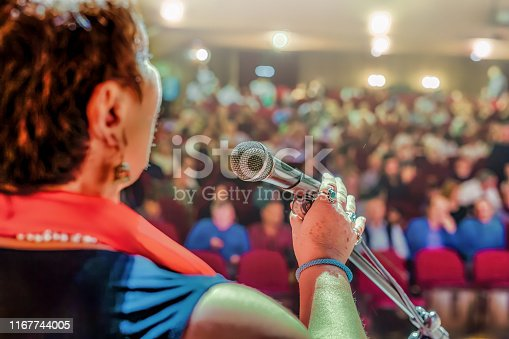 491577806 istock photo Speaker at Conference and Presentation 1167744005