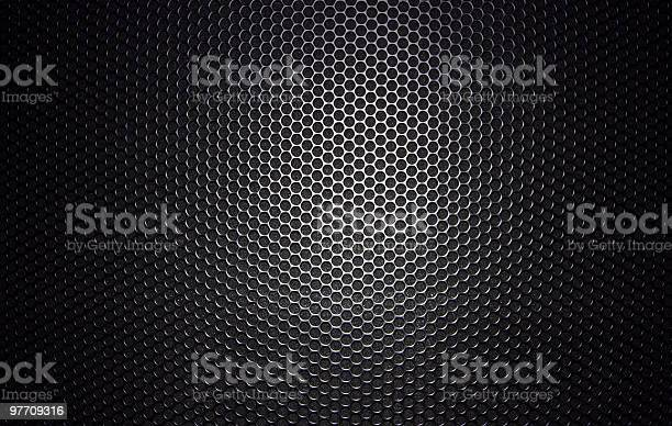 Speaker Grille 2 Stock Photo - Download Image Now