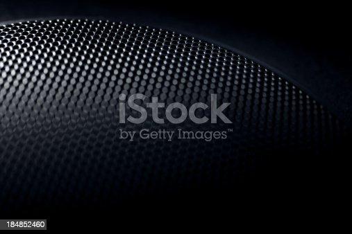 istock Speaker grille 184852460
