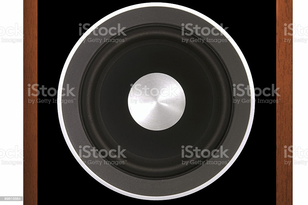 Speaker royalty-free stock photo