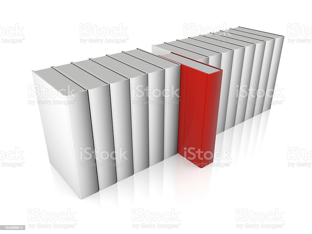 Special Book royalty-free stock photo