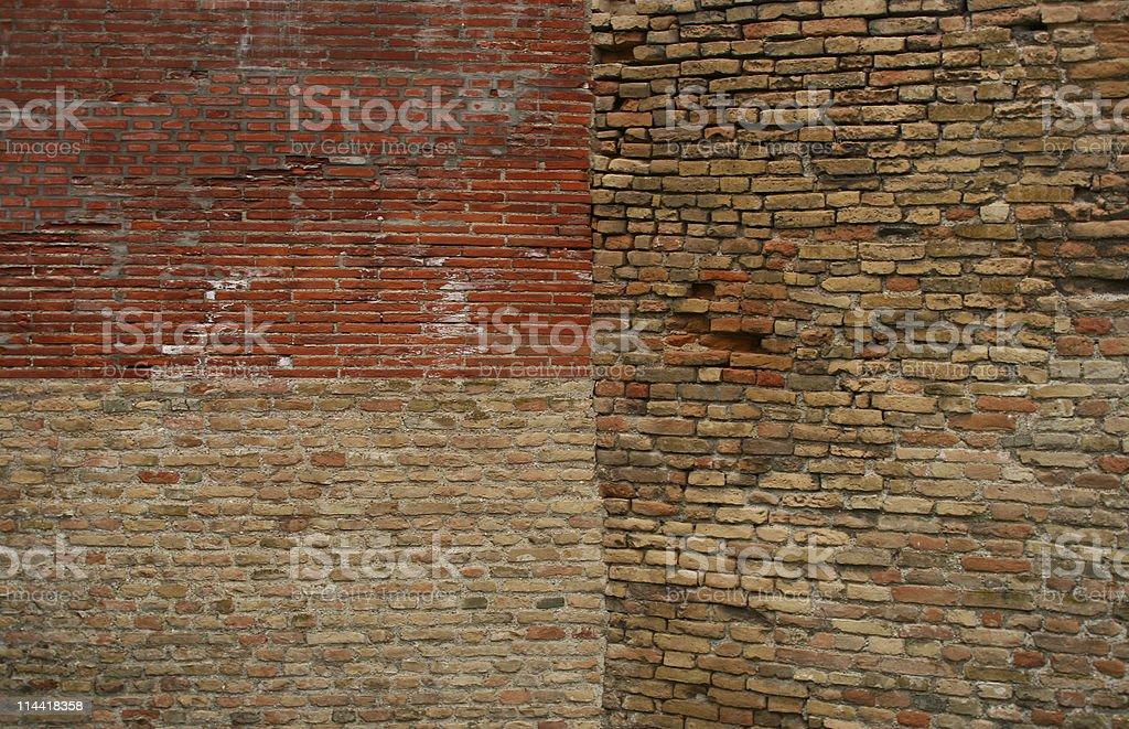 Special Brick Wall stock photo