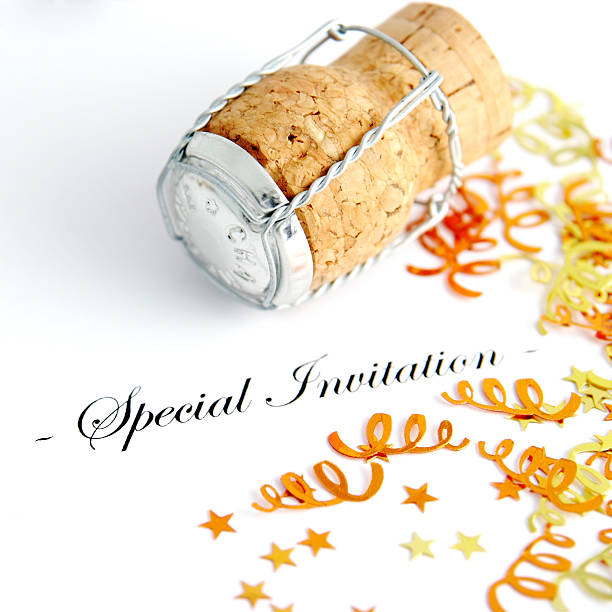 besonderes einladung - verlobungsfeier einladungen stock-fotos und bilder