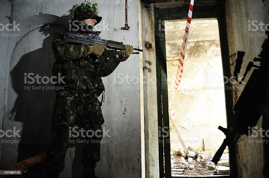 special operation royalty-free stock photo