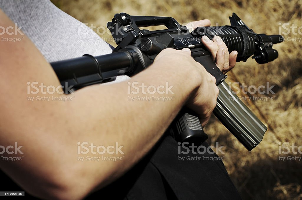 Special Ops royalty-free stock photo