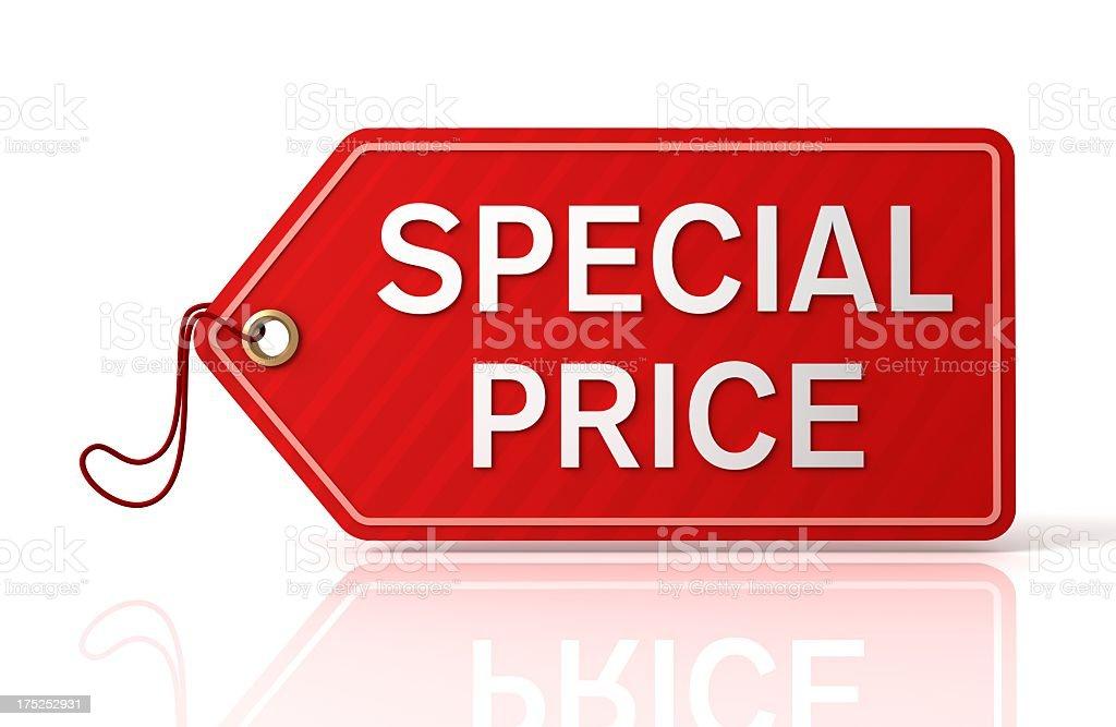 special price stock photo