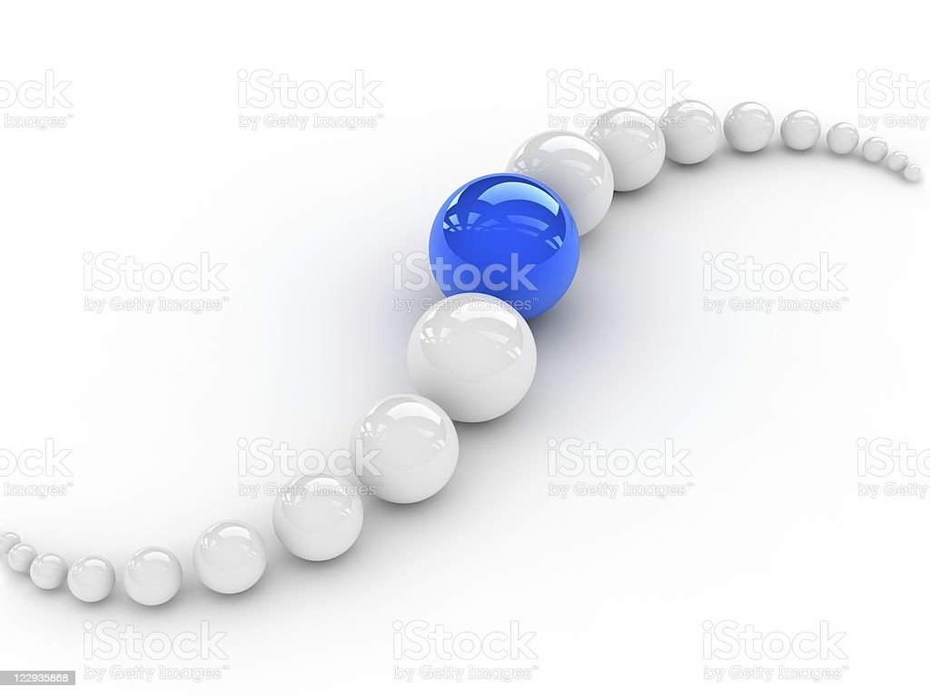 special sphere royalty-free stock photo