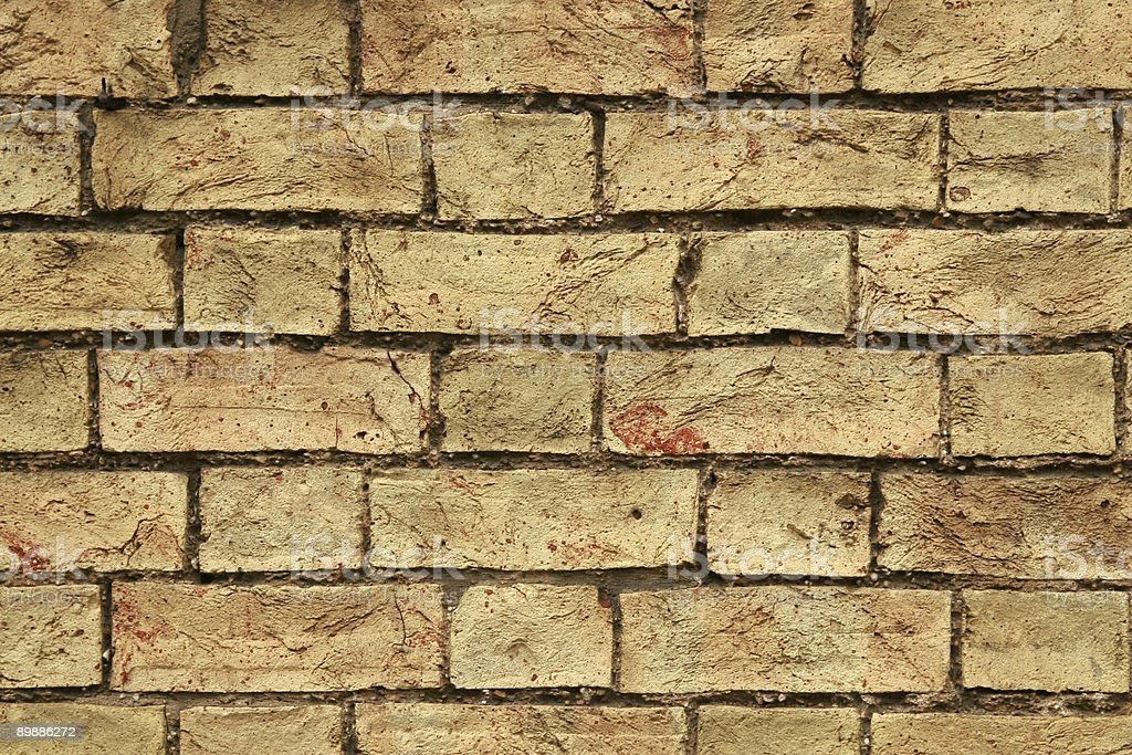Special Wall Brick Background royalty-free stock photo
