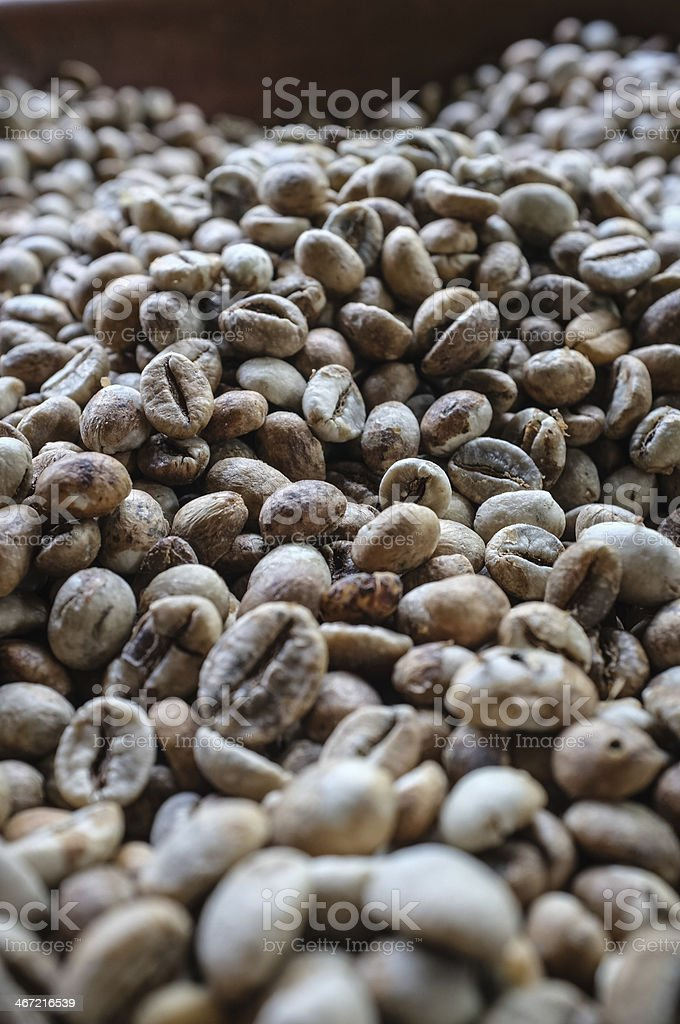 Specialty coffee stock photo