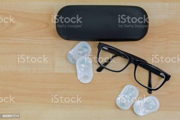 Spectacles with black frame eye glasses case next to pairs of new picture id805897214?b=1&k=6&m=805897214&s=612x612&h=pf3zirp4k5 3lt1 3tyaqachy jnr1kj6bhh2gas 8o=