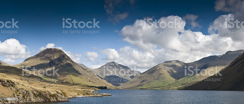 Spectacular Valley View stock photo