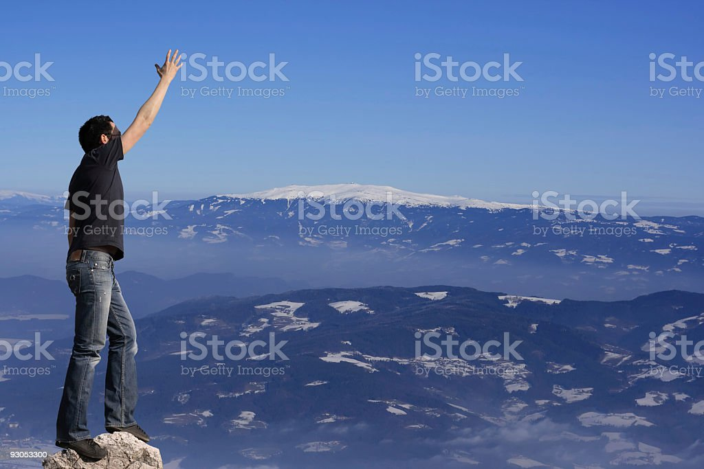 Spectacular View royalty-free stock photo