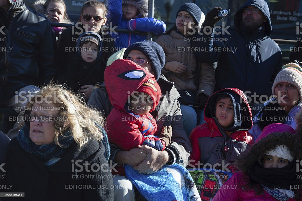 spectators royalty-free stock photo