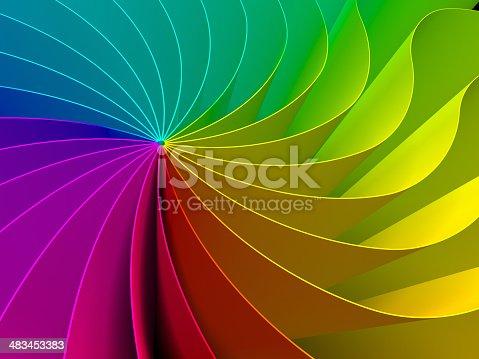 483533237istockphoto Spectrum colorful background 483453383