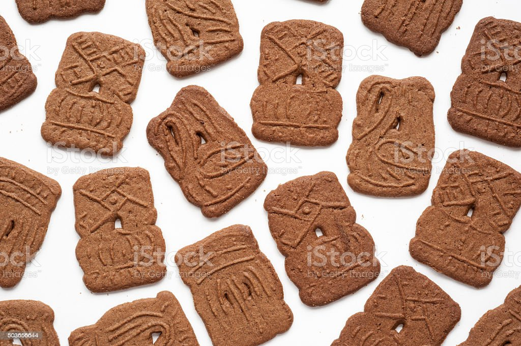 Speculaas Dutch Cookies Stock Photo Download Image Now