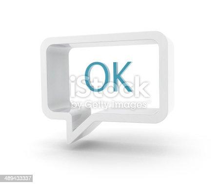 3D Rendering, Communications concept.